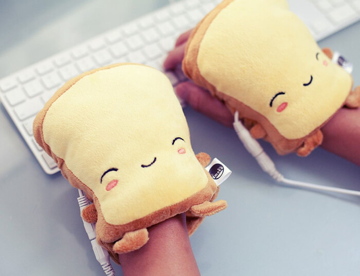 Playful Bread Shaped Product Designs