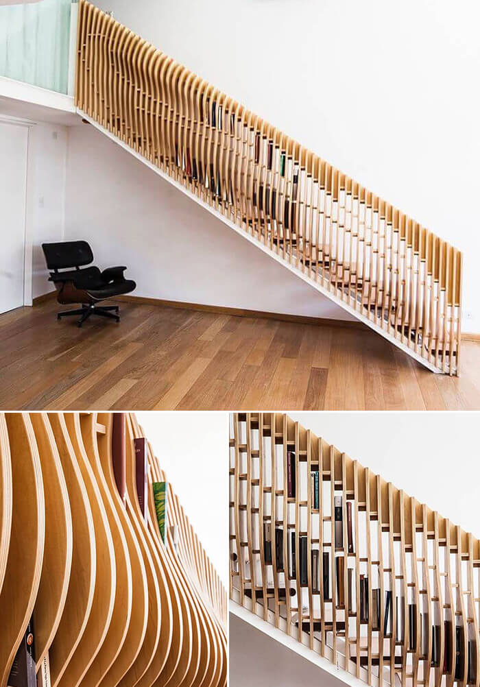 20+ Modern and Creative Stair Designs