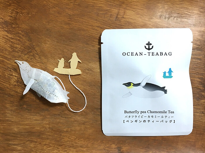 Ocean Teabag: Let Your Teabag Come Alive in Your Cup