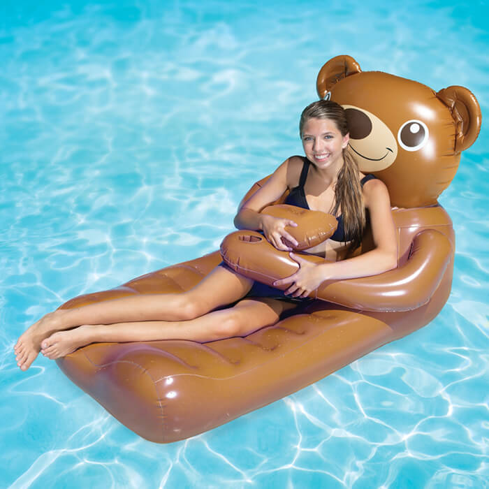 Teddy Bear Float