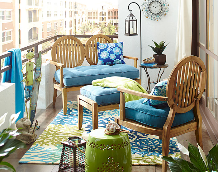 38 Simple Summer Balcony Décor Ideas For Urban Dwellers