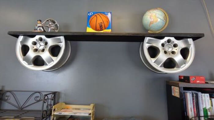 House Decorating Ideas for Car Enthusiasts