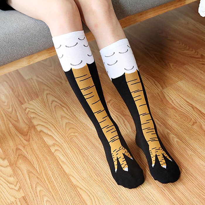 Chicken Leg Socks Are The Latest Popular Trend