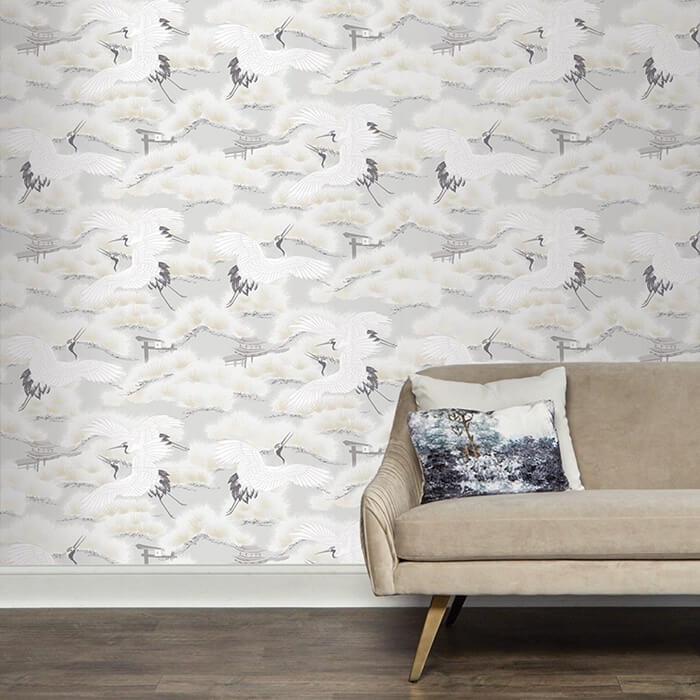 10 Ways Toile Wallpaper Can Amp Up Your Interiors