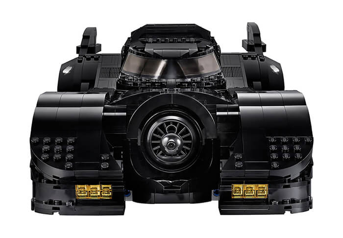 1989 Batmobile LEGO Building Set is Available on Black Friday