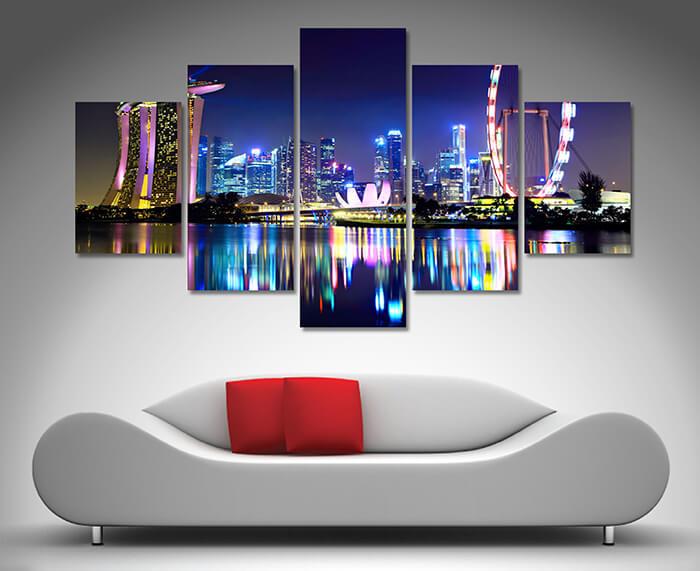 Top 4 Essential Tips to Consider when Buying a Canvas Print Online