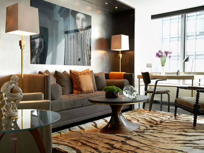 Stylish Ways to Decorate Your Living Room with Modern Rugs